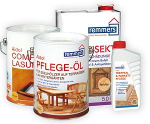 Remmers - защита древесины