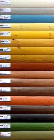 Remmers - покрытия и защита древесины
